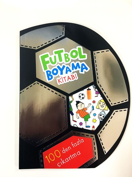Futbol Boyama Kitabı.pdf
