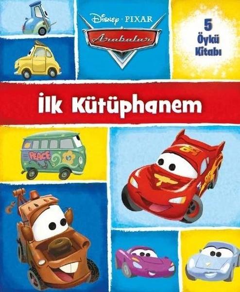 Arabalar İlk Kütüphanem 5 Öykü Kitabı.pdf