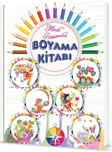 Minik Ressamlar Boyama Kitabı.pdf