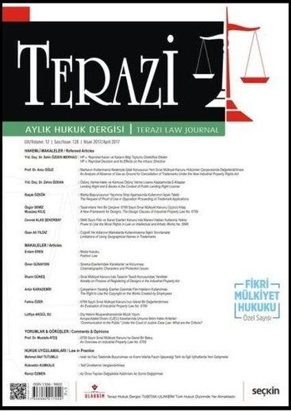 Terazi Aylık Hukuk Dergisi Sayı 128.pdf