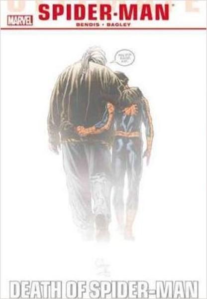 Ultimate Comics Spider-Man, Vol. 4: Death of Spider-Man.pdf