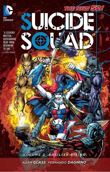 Suicide Squad Volume 2: Basilisk Rising.pdf