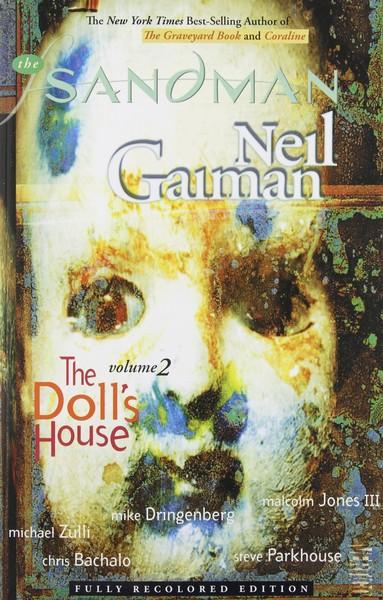 The Sandman Volume 2: The Dolls House.pdf
