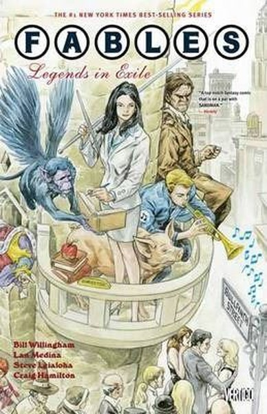 Fables 1: Legends in Exile.pdf