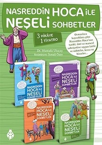 Nasreddin Hoca ile Neşeli Sohbetler Seti 4 Kitap Takım.pdf