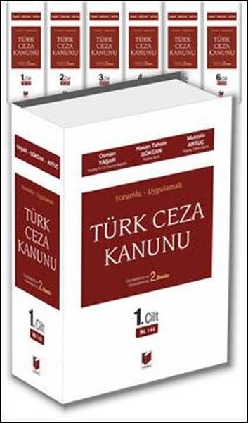 Türk Ceza Kanunu- 6 Cilt.pdf