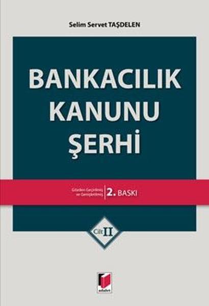 Bankacılık Kanunu Şerhi - 2 Kitap Takım.pdf