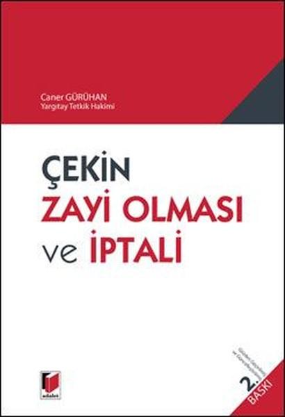 Çekin Zayi Olması ve İptali.pdf