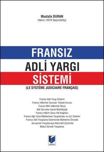 Fransız Adli Yargı Sistemi.pdf