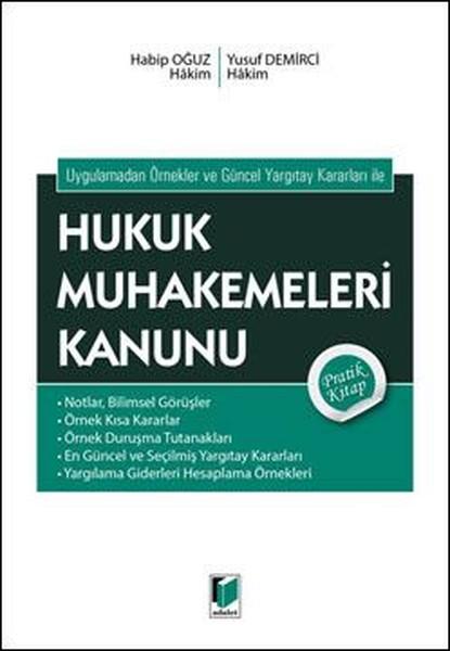 Hukuk Muhakemeleri Kanunu - Pratik Kitap.pdf