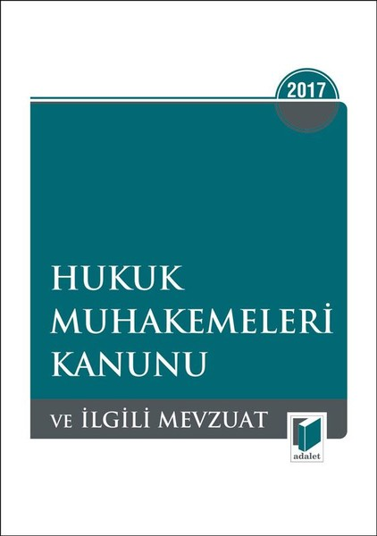 Hukuk Muhakemeleri Kanunu ve İlgili Mevzuat.pdf