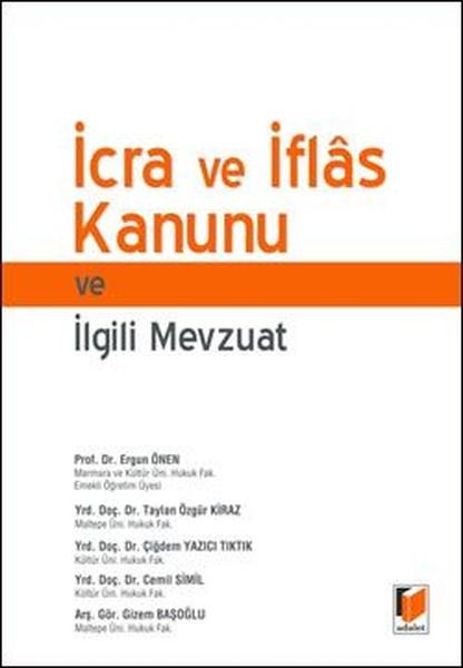 İcra ve İflas Kanunu ve İlgili Mevzuat.pdf