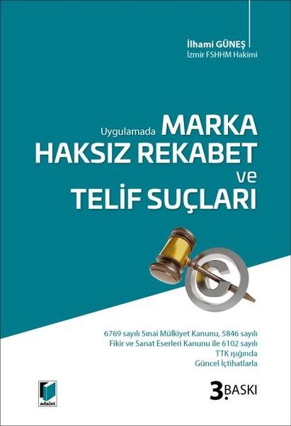 Marka Haksız Rekabet ve Telif Suçları.pdf
