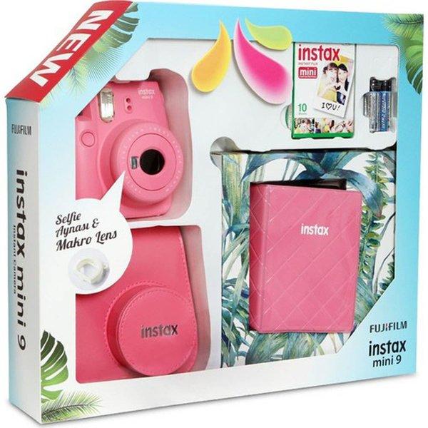 Fujifilm Instax Mini 9 Box Fla Pink FOTSI00058