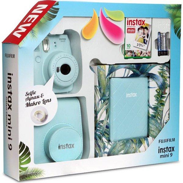 Fujifilm Instax Mini 9 Box Ice Blue FOTSI00059