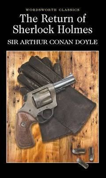 The Return of Sherlock Holmes (Dover Thrift Editions).pdf