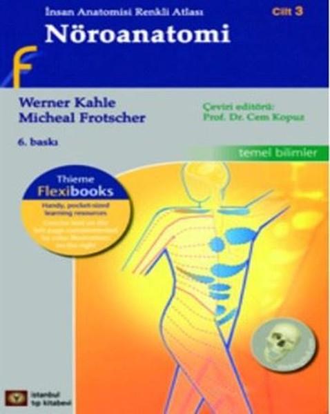 İnsan Anatomisi Renkli Atlası Cilt 3-Nöroanatomi.pdf