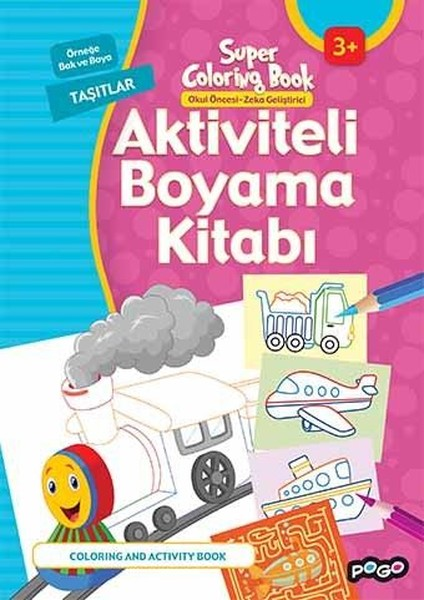 Aktiviteli Boyama Kitabı-Taşıtlar.pdf