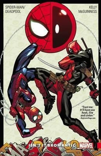 Spider-Man/Deadpool Vol. 1: Isnt it Bromantic.pdf
