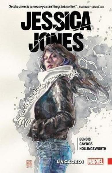 Jessica Jones Vol. 1: Uncaged!.pdf