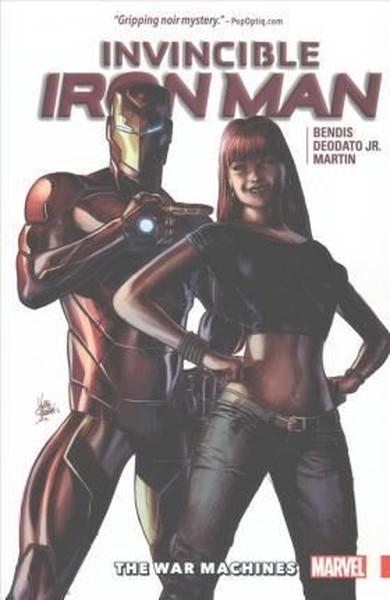 Invincible Iron Man Vol. 2: The War Machines.pdf