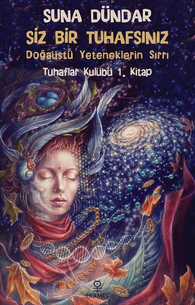 Siz Bir Tuhafsınız-Doğaüstü Yeteneklerin Sırrı Tuhaflar Kulubü 1. Kitap.pdf