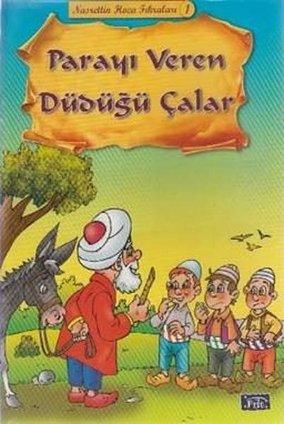 Nasrettin Hoca Fıkraları 10 Kitap Takım.pdf
