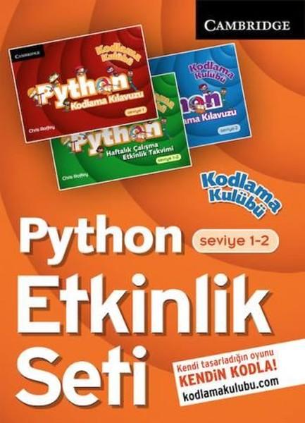 Python Etkinik Seti-Kodlama Kulübü Seviye 1-2.pdf