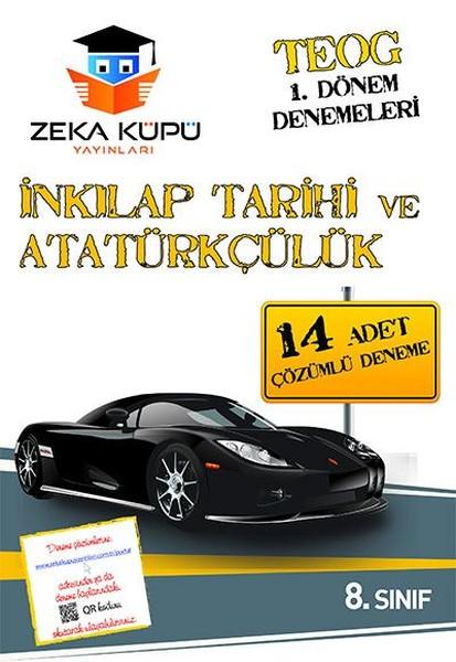 8.Sınıf 1.Dönem TEOG İnkılap Tarihi ve Atatürkçülük 14 Adet Çözümlü Deneme.pdf