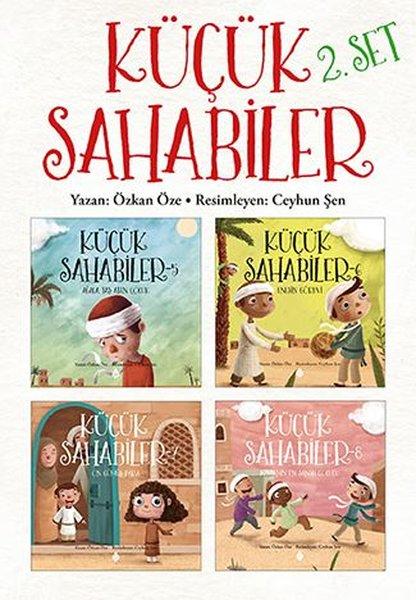 Küçük Sahabiler Seti 2- 4 Kitap Takım.pdf