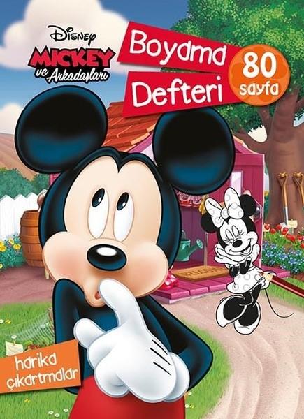 Mickey ve Arkadaşları Boyama Defteri.pdf