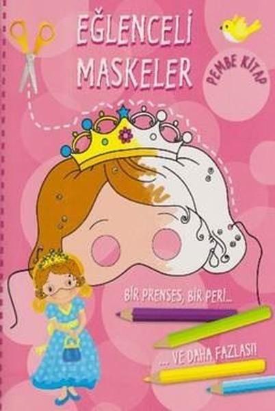 Eğlenceli Maskeler Pembe Kitap.pdf