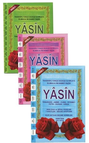 Yasin Türkçe Okunuşlu Orta Boy Renkli.pdf