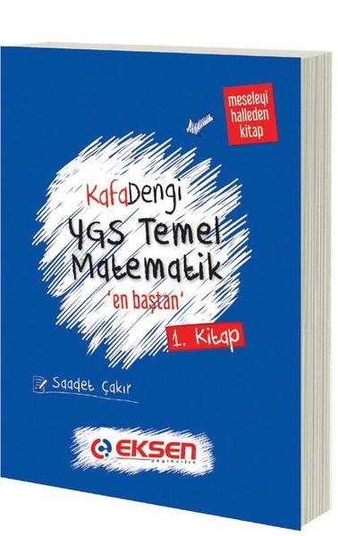 YGS Temel Matematik En Baştan Serisi 1. Kitap Kolay Düzey Özet Anlatım.pdf