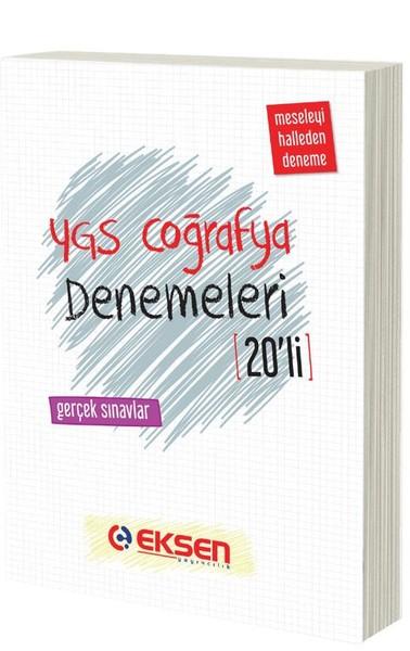 YGS Coğrafya Denemeleri 20li Paket.pdf