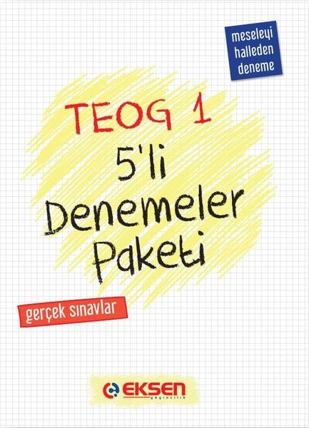 TEOG 5li Denemeler Paketi 1. Dönem.pdf