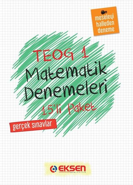8. Sınıf Matematik Denemeleri 1. Dönem 15 Adet.pdf