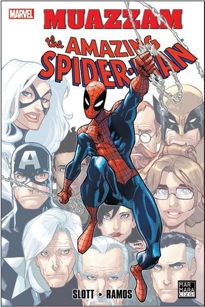 The Amazing Spider Man Cilt 22 Muazzam.pdf