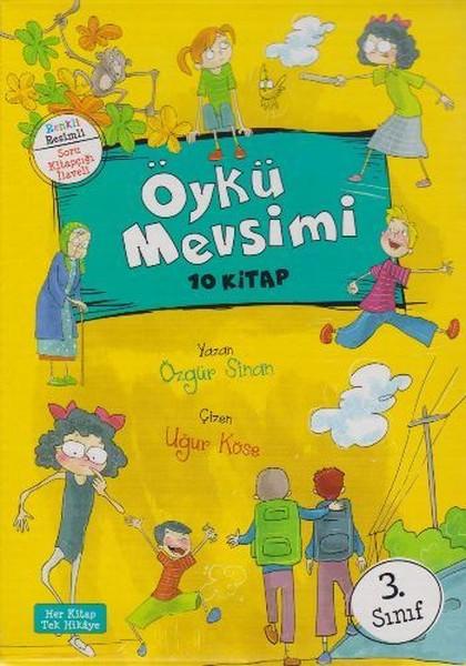 3. Sınıf Öykü Mevsimi 10 Kitap Takım.pdf