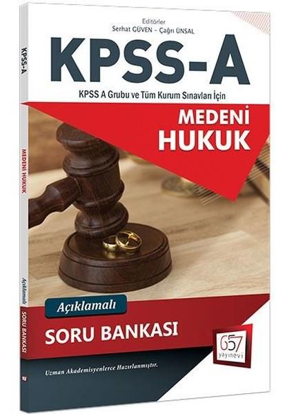 KPSS A Medeni Hukuk Açıklamalı Soru Bankası.pdf