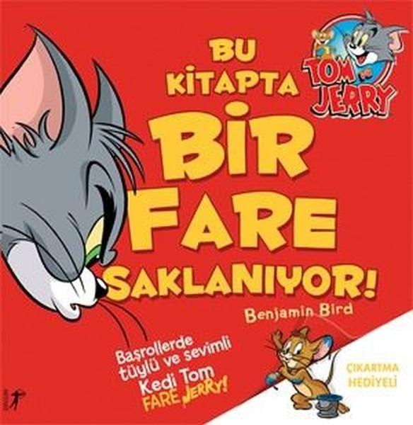 Tom ve Jerry Bu Kitapta Bir Fare Saklanıyor!.pdf