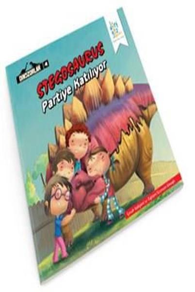 Dinozorlar Serisi 4-Stegosaurus Partiye Katılıyor.pdf