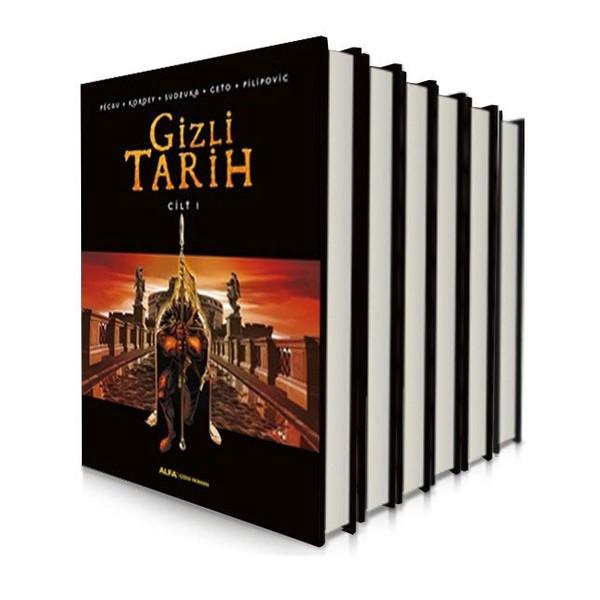 Gizli Tarih Çizgi Roman Seti - 6 Kitap Takım.pdf