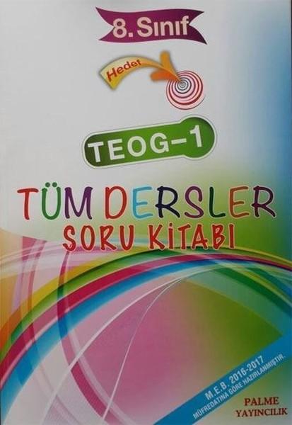 8. Sınıf TEOG 1 Tüm Dersler Soru Kitabı.pdf