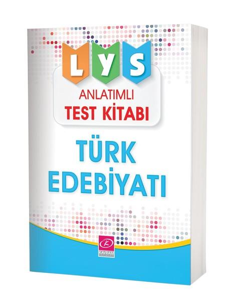 LYS Türk Edebiyatı Anlatımlı Test Kitabı.pdf