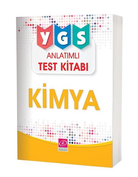 YGS Kimya Anlatımlı Test Kitabı.pdf