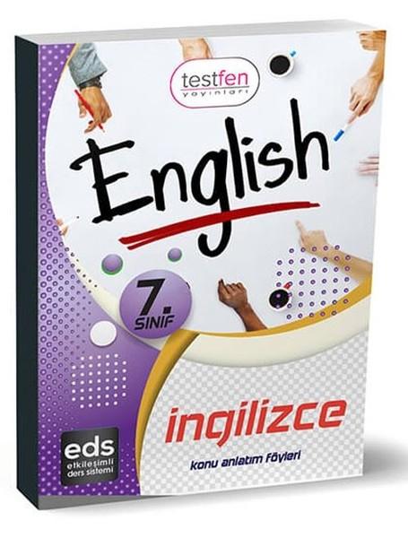 7.Sınıf İngilizce  Konu Anlatım Föyleri.pdf