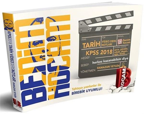KPSS 2018 Tarih Video Ders Notları.pdf