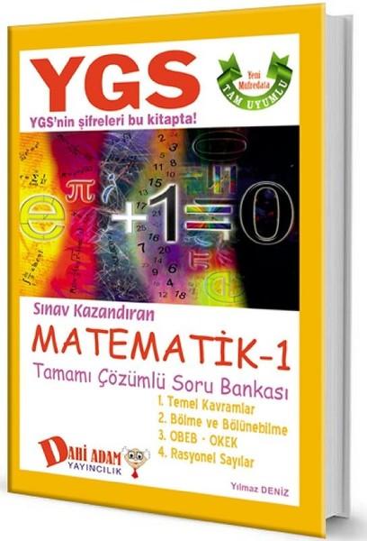 YGS Matematik 1 Tamamı Çözümlü Soru Bankası.pdf