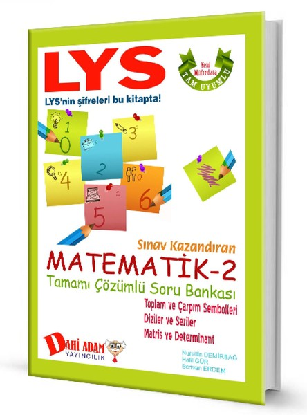 LYS Matematik 2 Tamamı Çözümlü Soru Bankası.pdf